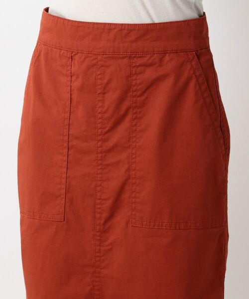 S size ONWARD(小さいサイズ) / エスサイズオンワード デニムスカート | 【洗える】23区denim カラーデニム タイトスカート | 詳細6
