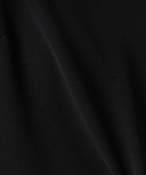 S size ONWARD(小さいサイズ) / エスサイズオンワード ミニ丈・ひざ丈ワンピース   【洗える】MESH EMBROIDERY ワンピース   詳細9