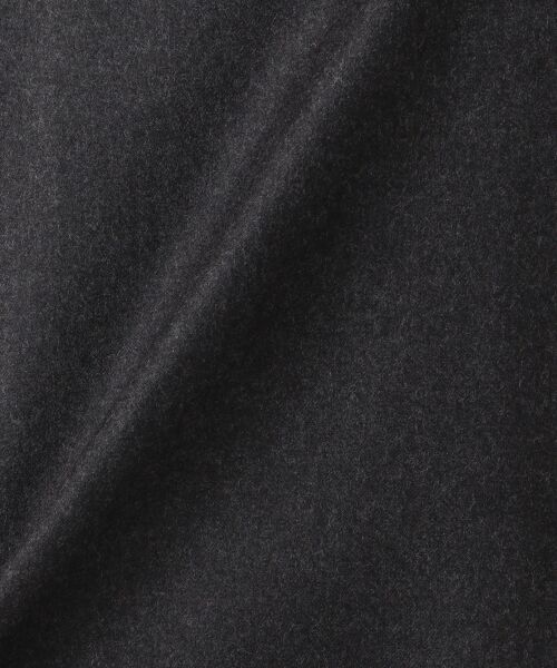 S size ONWARD(小さいサイズ) / エスサイズオンワード ミニ丈・ひざ丈ワンピース | ウールサキソニーストレッチ ワンピース | 詳細9