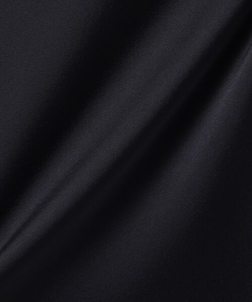 S size ONWARD(小さいサイズ) / エスサイズオンワード ドレス | シフォンスリーブサテン ワンピース | 詳細10