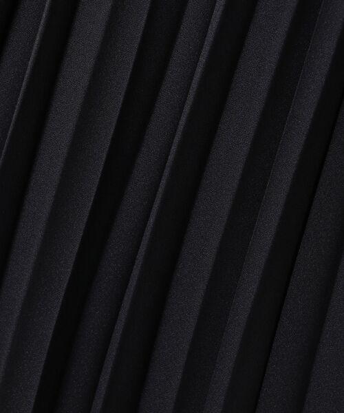S size ONWARD(小さいサイズ) / エスサイズオンワード ミニ丈・ひざ丈ワンピース | 【セレモニー対応 / 洗える】クリスタルアムンゼン ワンピース | 詳細12