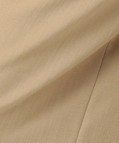 S size ONWARD(小さいサイズ) / エスサイズオンワード ショート・ハーフ・半端丈パンツ | 【マガジン掲載】ドライタッチイージーワイドパンツ(検索番号F69) | 詳細10