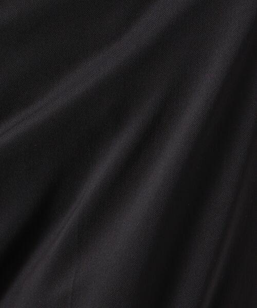 S size ONWARD(小さいサイズ) / エスサイズオンワード その他パンツ | 【マガジン掲載】スーピマシャンブレー クロップドパンツ(検索番号H64) | 詳細11