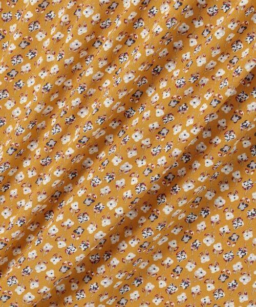 S size ONWARD(小さいサイズ) / エスサイズオンワード ミニ・ひざ丈スカート | 【L'aube】アンティークフラワーロング スカート | 詳細18