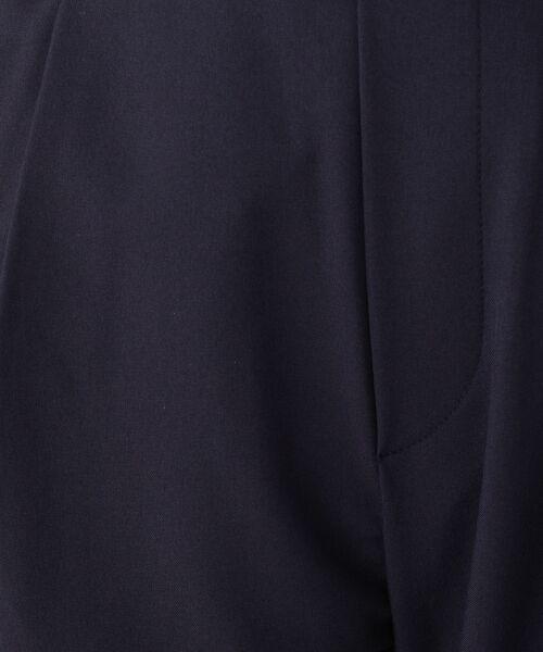 SOUP / スープ ショート・ハーフ・半端丈パンツ | ドライタッチ ダブルクロスパンツ | 詳細6