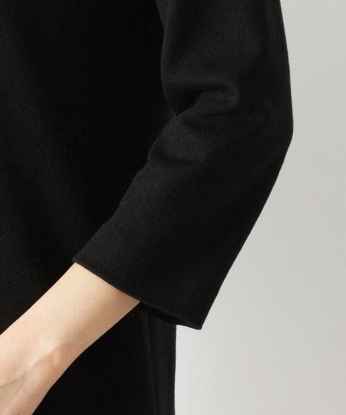 SOUP / スープ ミニ丈・ひざ丈ワンピース | 【大きいサイズあり・13号・15号】カラーブロッキングポンチワンピース | 詳細5