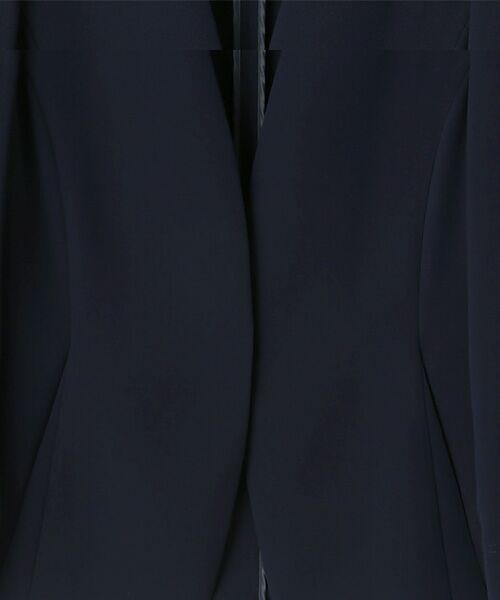 SUIT CLOSET / スーツクローゼット ノーカラージャケット | トリアセノーカラージャケット | 詳細8