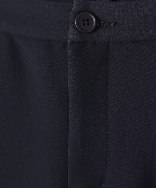 TABASA / タバサ スラックス・ドレスパンツ | 2WAYストレッチワンタックテーパードパンツ | 詳細2