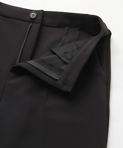 TABASA / タバサ スラックス・ドレスパンツ | 2WAYストレッチワンタックテーパードパンツ | 詳細6