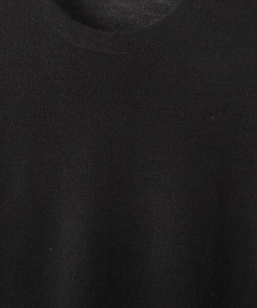 TAKASHIMAYA OUTLET / タカシマヤ アウトレット ニット・セーター | 【シーズンスタイルラボ】クルーネックプルオーバー | 詳細1