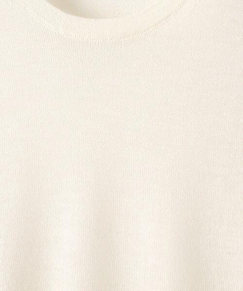 TAKASHIMAYA OUTLET / タカシマヤ アウトレット ニット・セーター | 【シーズンスタイルラボ】クルーネックプルオーバー | 詳細2
