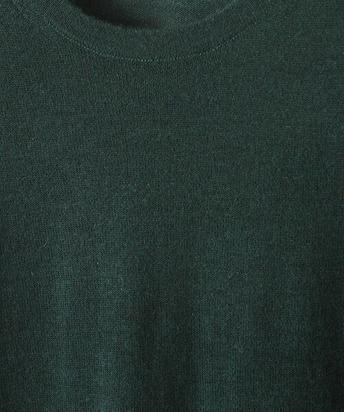 TAKASHIMAYA OUTLET / タカシマヤ アウトレット ニット・セーター | 【シーズンスタイルラボ】クルーネックプルオーバー | 詳細8