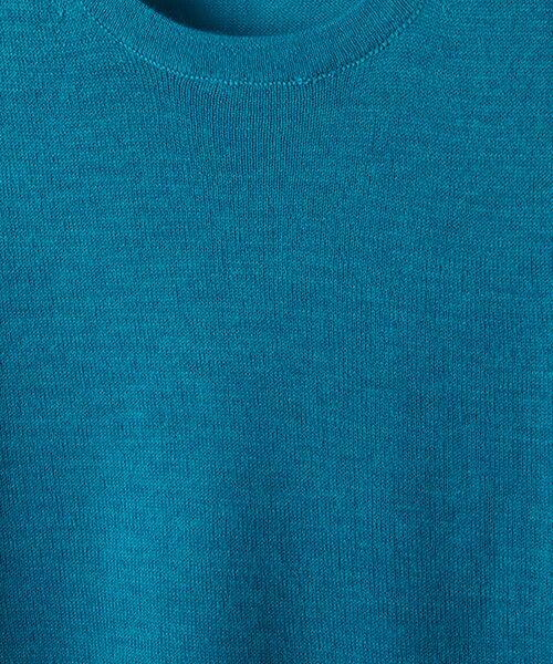 TAKASHIMAYA OUTLET / タカシマヤ アウトレット ニット・セーター | 【シーズンスタイルラボ】クルーネックプルオーバー | 詳細9