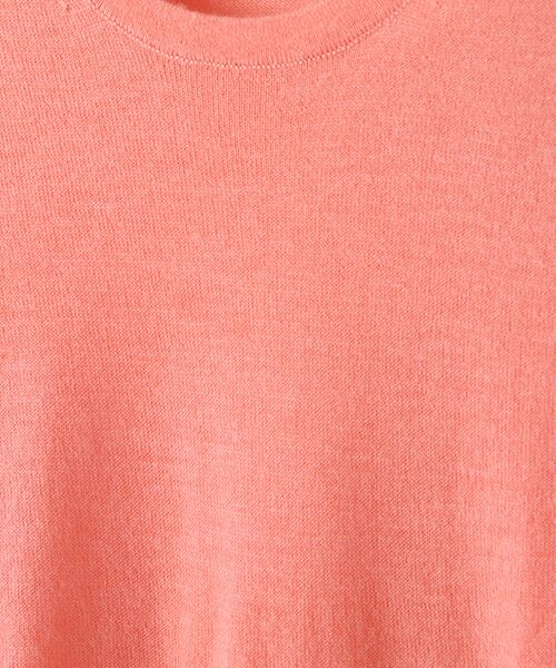 TAKASHIMAYA OUTLET / タカシマヤ アウトレット ニット・セーター | 【シーズンスタイルラボ】クルーネックプルオーバー | 詳細10