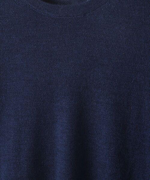 TAKASHIMAYA OUTLET / タカシマヤ アウトレット ニット・セーター | 【シーズンスタイルラボ】クルーネックプルオーバー | 詳細11