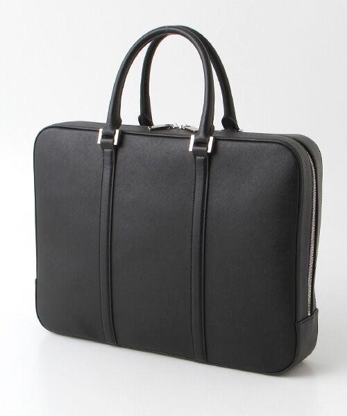TAKASHIMAYA OUTLET / タカシマヤ アウトレット ビジネスバッグ   ★BRIEFCASE(ブラック)