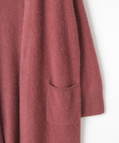 TAKASHIMAYA OUTLET / タカシマヤ アウトレット ニット・セーター | ファー加工カーディガン | 詳細4