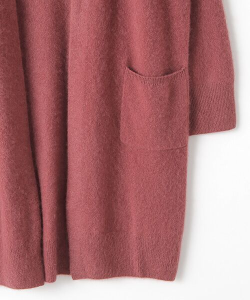 TAKASHIMAYA OUTLET / タカシマヤ アウトレット ニット・セーター | ファー加工カーディガン | 詳細5
