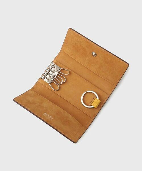TAKEO KIKUCHI / タケオキクチ キーケース | ミニメッシュキーケース [ メンズ キーケース 定番 ギフト プレゼント ] | 詳細5