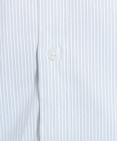 TAKEO KIKUCHI / タケオキクチ シャツ・ブラウス | CS_オルタネートカラーストライプ 半袖 シャツ | 詳細11