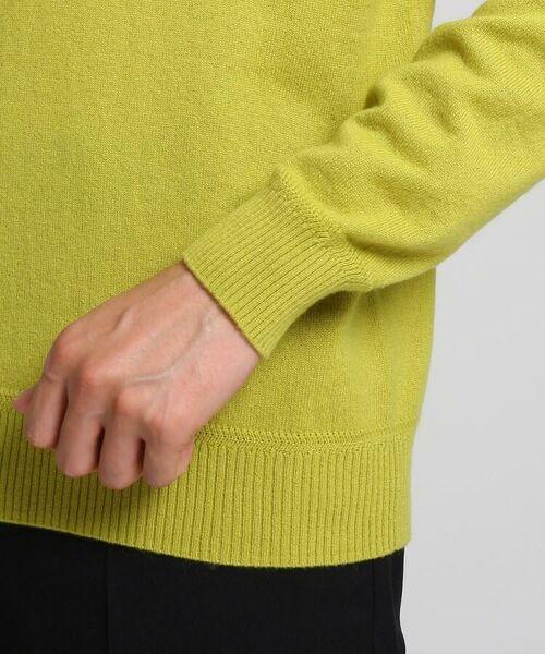 TAKEO KIKUCHI / タケオキクチ ニット・セーター | フルカシ クルーネック ニット | 詳細14