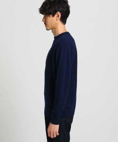 TAKEO KIKUCHI / タケオキクチ ニット・セーター | フルカシ クルーネック ニット | 詳細16