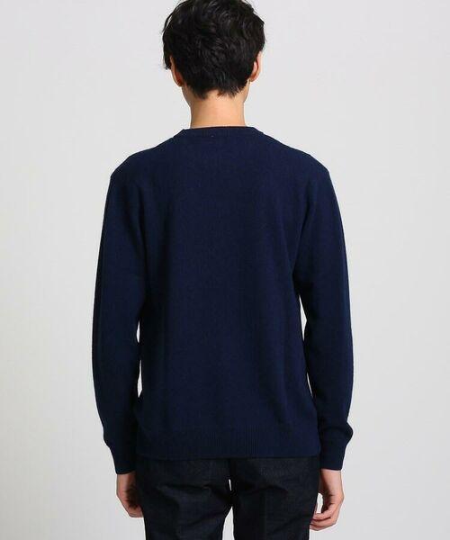 TAKEO KIKUCHI / タケオキクチ ニット・セーター | フルカシ クルーネック ニット | 詳細17