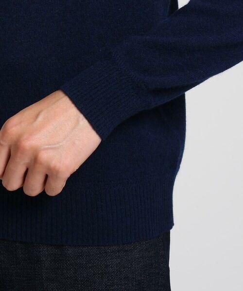 TAKEO KIKUCHI / タケオキクチ ニット・セーター | フルカシ クルーネック ニット | 詳細19