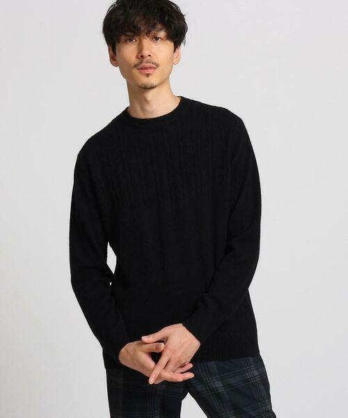 TAKEO KIKUCHI / タケオキクチ ニット・セーター | フルカシ クルーネック ニット | 詳細20