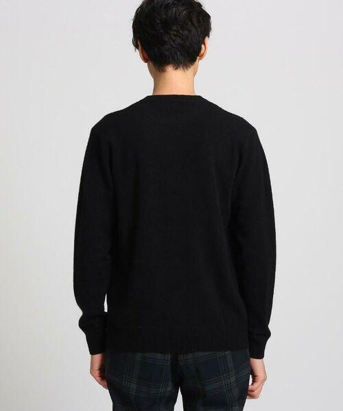 TAKEO KIKUCHI / タケオキクチ ニット・セーター | フルカシ クルーネック ニット | 詳細22