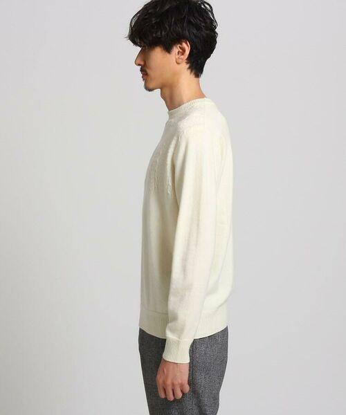 TAKEO KIKUCHI / タケオキクチ ニット・セーター | フルカシ クルーネック ニット | 詳細23
