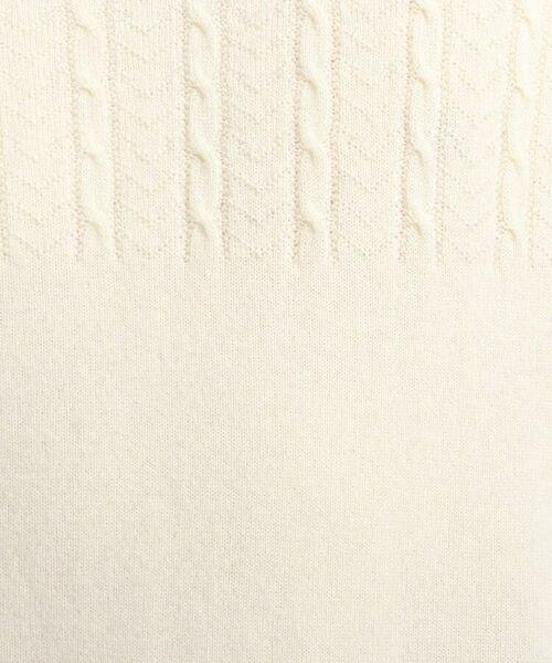 TAKEO KIKUCHI / タケオキクチ ニット・セーター | フルカシ クルーネック ニット | 詳細26