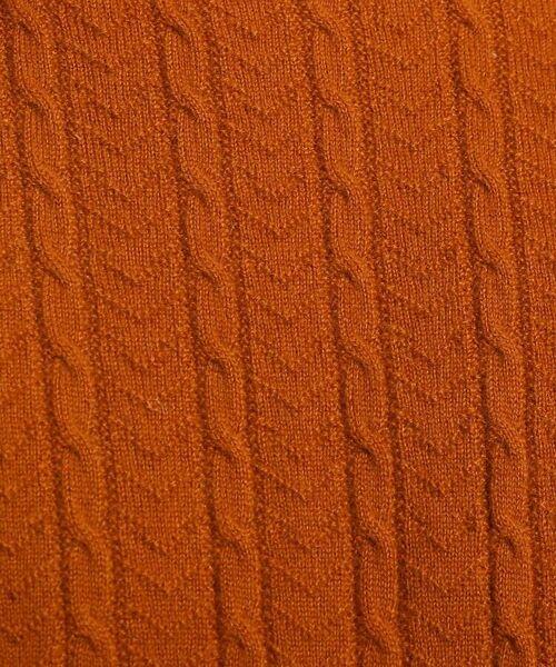 TAKEO KIKUCHI / タケオキクチ ニット・セーター | フルカシ クルーネック ニット | 詳細28