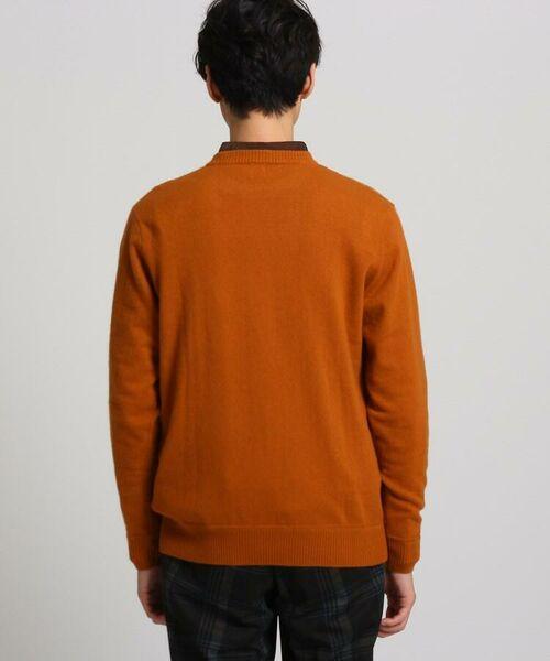 TAKEO KIKUCHI / タケオキクチ ニット・セーター | フルカシ クルーネック ニット | 詳細6