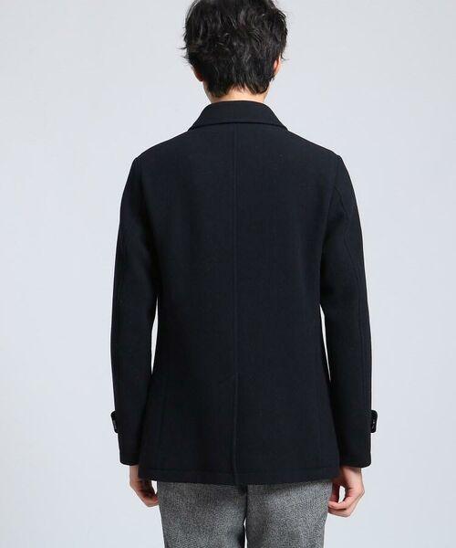 TAKEO KIKUCHI / タケオキクチ ステンカラーコート | メルトンカーコート | 詳細5
