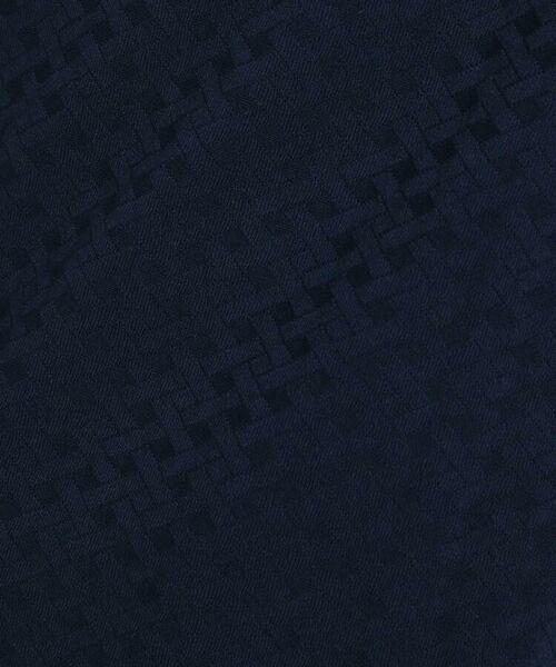TAKEO KIKUCHI / タケオキクチ カットソー | 【Sサイズ~】紗綾型柄リンクス Vネック プルオーバー | 詳細7