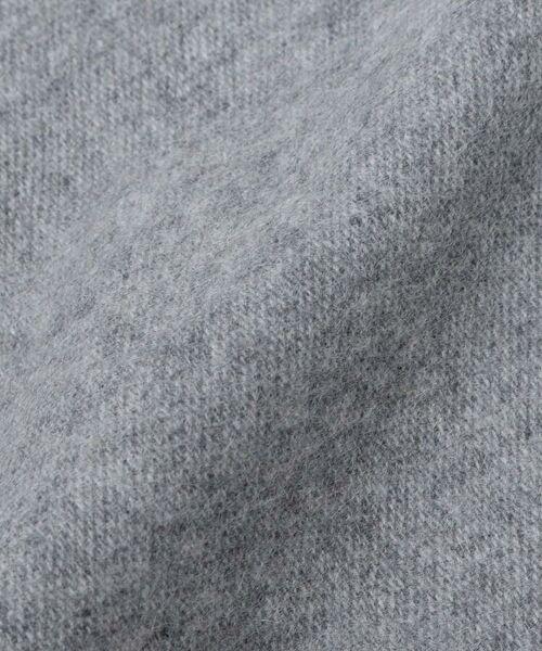 TAKEO KIKUCHI / タケオキクチ マフラー・ショール・スヌード・ストール   ベビーカシミヤ 無地 リバーシブル マフラー   詳細18