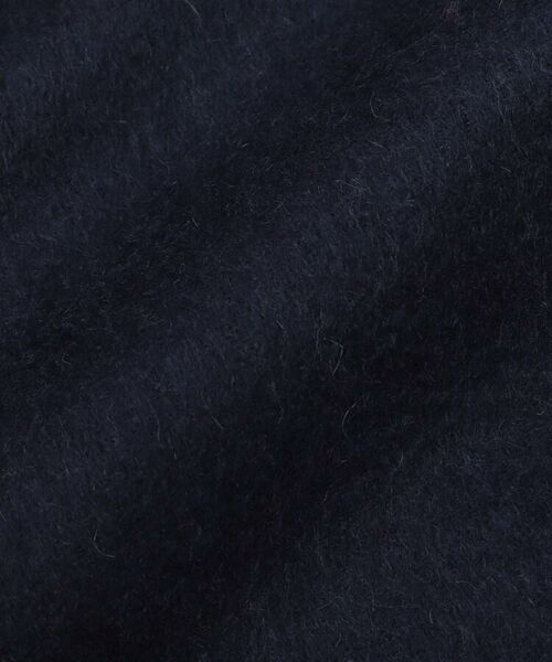 TAKEO KIKUCHI / タケオキクチ マフラー・ショール・スヌード・ストール   ベビーカシミヤ 無地 リバーシブル マフラー   詳細9
