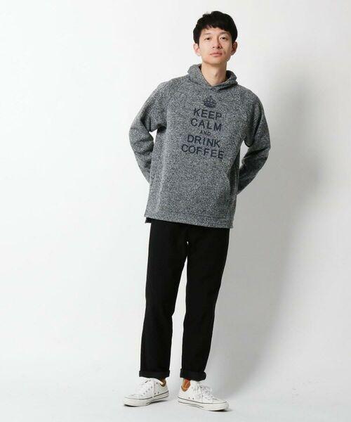 THE SHOP TK / ザ ショップ ティーケー その他パンツ | ストレッチ暖イージーパンツ | 詳細2