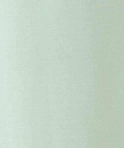 THE STATION STORE UNITED ARROWS LTD. / ザ ステーション ストア ユナイテッドアローズ ミニ丈・ひざ丈ワンピース | <closet story> Vネックノースリーブ ニットワンピース | 詳細14