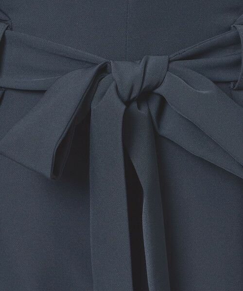 THE STATION STORE UNITED ARROWS LTD. / ザ ステーション ストア ユナイテッドアローズ ショート・ハーフ・半端丈パンツ | <closet story>リボン タックパンツ -手洗い可能- | 詳細9