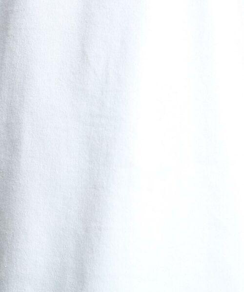 tk.TAKEO KIKUCHI / ティーケー タケオキクチ カットソー   【WEB限定】USAコットン スターポケットTシャツ(長袖)   詳細6
