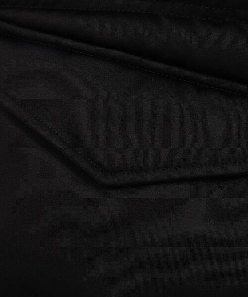 tk.TAKEO KIKUCHI / ティーケー タケオキクチ ダウンジャケット・ベスト   ポリ杢調2WAY中綿ベスト   詳細5