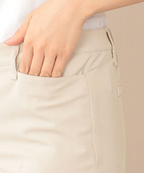 TO BE CHIC (大きいサイズ) / トゥー ビー シック (オオキイサイズ) その他パンツ | 【L】ケラミカ2WAYストレッチクロップドパンツ | 詳細9
