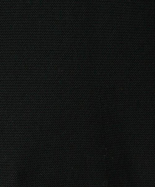 TO BE CHIC (大きいサイズ) / トゥー ビー シック (オオキイサイズ) その他トップス | 【L】ホールガーメントパフスリーブニット | 詳細12