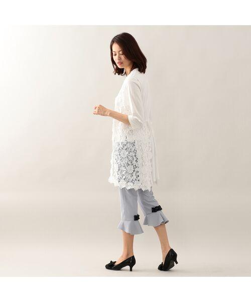 TO BE CHIC / トゥー ビー シック 服飾雑貨 | コンフォタブルレギパン | 詳細11