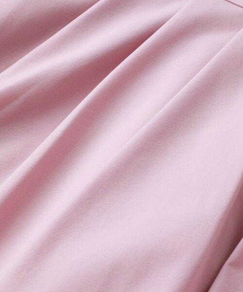 TO BE CHIC / トゥー ビー シック ロング・マキシ丈スカート | タフタストレッチタックスカート | 詳細18