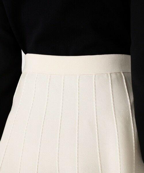 TO BE CHIC / トゥー ビー シック ロング・マキシ丈スカート   ピークスニットスカート   詳細20