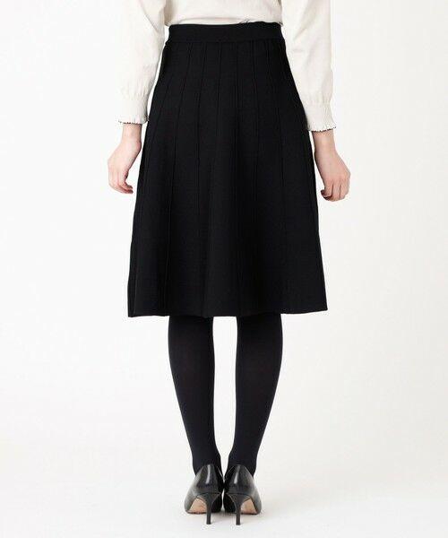 TO BE CHIC / トゥー ビー シック ロング・マキシ丈スカート   ピークスニットスカート   詳細8