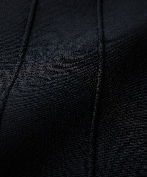 TO BE CHIC / トゥー ビー シック ロング・マキシ丈スカート   ピークスニットスカート   詳細9